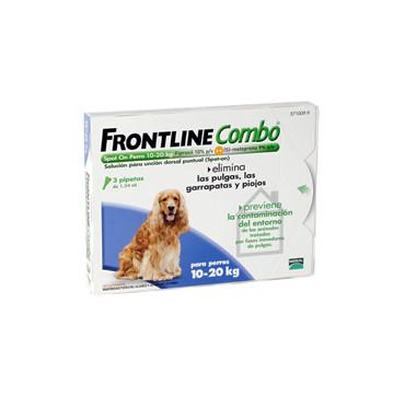 FRONTLINE COMBO DE 10-20KG