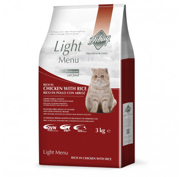DNM GATO LIGHT MENU 3KGS.