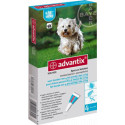 ADVANTIX 4X1ML (4-10KGS.) 4PIP.