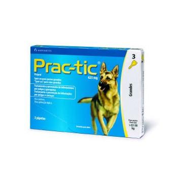 PRAC-TIC DE 22 A 50 KG (3 PIPETAS)