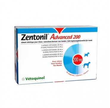 ZENTONIL ADVANCED 200MG