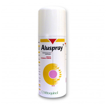 ALUSPRAY 210ML.