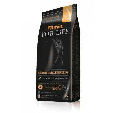 FITMIN FOR LIFE JUNIOR LARGE 15KGS.