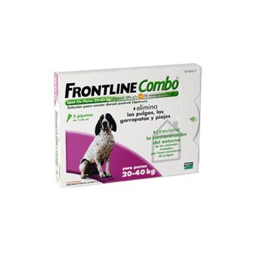 FRONTLINE COMBO DE 20-40KG