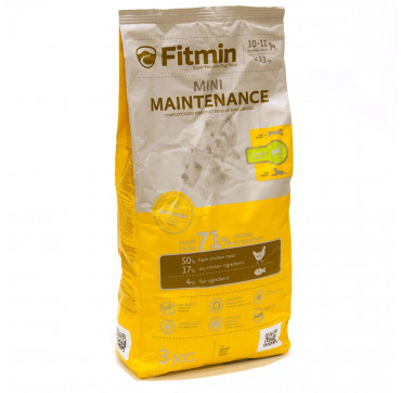 FITMIN MINI MAINTENANCE 3KGS.