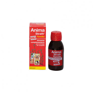 ANIMA STRATH TOMILLO 100ML.